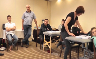 P-DTR Foundation Course Module II taught by Dr. Jose Palomar in Poland (with Polish translation)