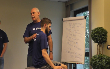 P-DTR Foundation Course Module III taught by Dr. Jose Palomar in Poland (with Polish translation)