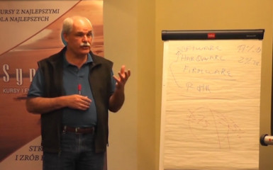 P-DTR Foundation Course Module I taught by Dr. Jose Palomar in Poland (with Polish translation)